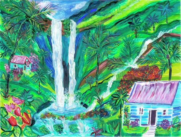 Island Life Wall Art - Painting - Island Splendor by Bridget Weber