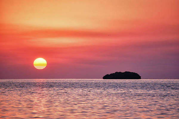 Photograph - Island Sunset by Louise Lindsay