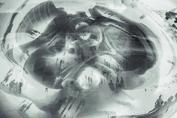 Photograph - Island Universes by Alex Lapidus