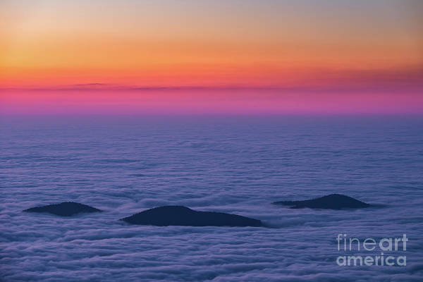 Wall Art - Photograph - Islands In The Sky by Anthony Heflin