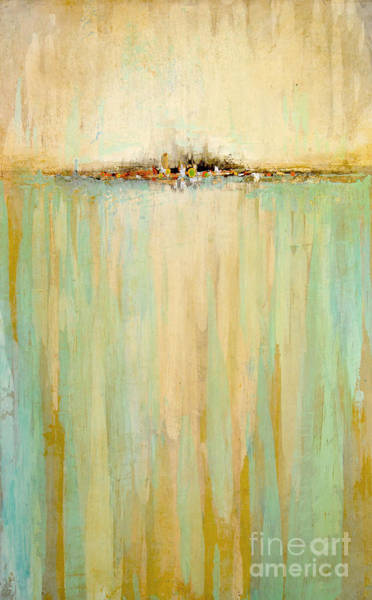 Painting - Isle In The Sky by Kaata Mrachek
