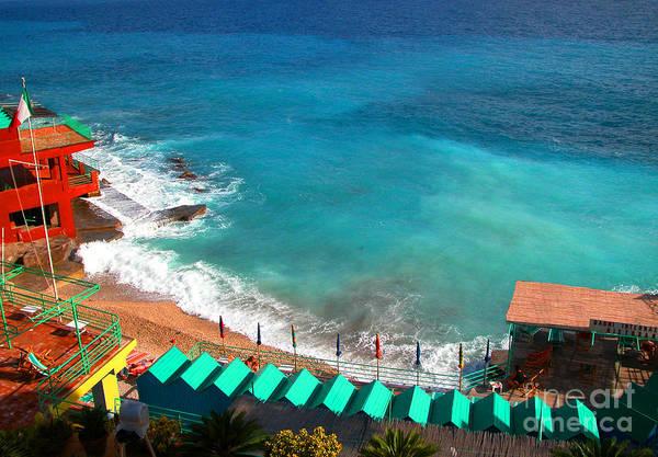 Wall Art - Photograph - Isle Of Capri Beach by Jim Wright