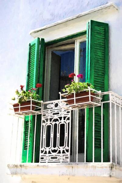 Photograph - Isle Of Capri Colors # 3 by Mel Steinhauer