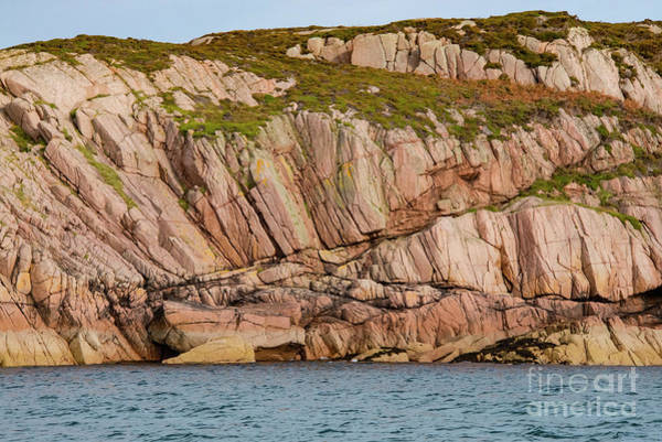 Photograph - Isle Of Mull Granite One by Bob Phillips