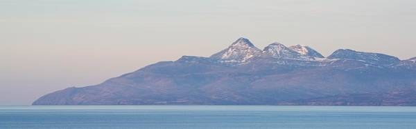 Photograph - Isle Of Rum by Stephen Taylor
