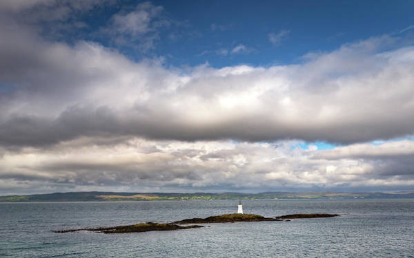 Photograph - Isle Of Skye Ferry by Framing Places