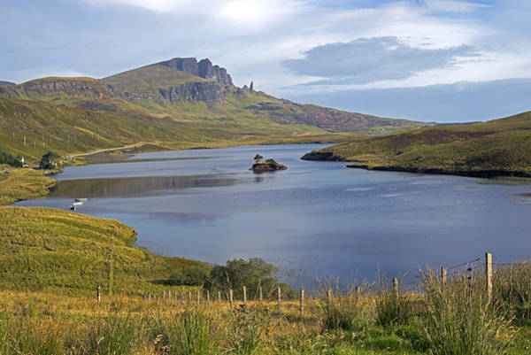 Photograph - Autumn At The Old Man Of Storr, Isle Of Skye, Uk  by Dubi Roman