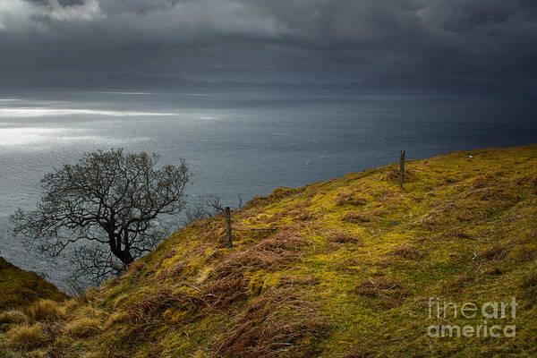 Scotland Wall Art - Photograph - Isle Of Skye Views by Smart Aviation