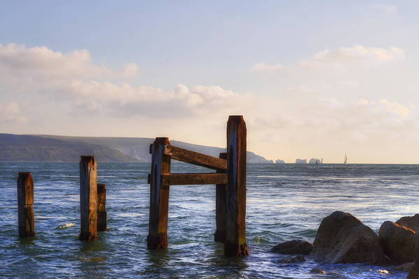 Wall Art - Photograph - Isle Of Wight - England by Joana Kruse