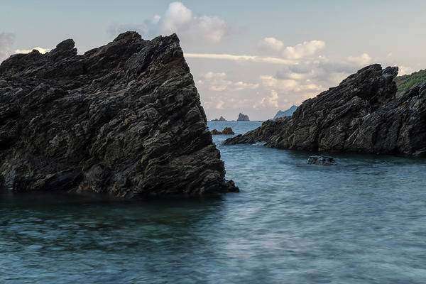 Photograph - Islets At The Bottom Of The Rocks by Daniele Fanni