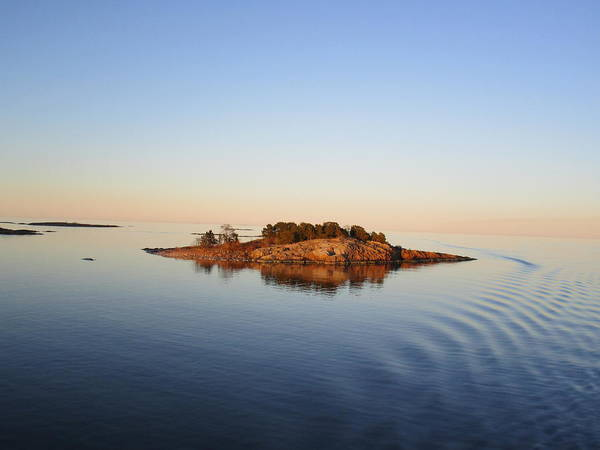 Photograph - Islets In The Sun by Rosita Larsson