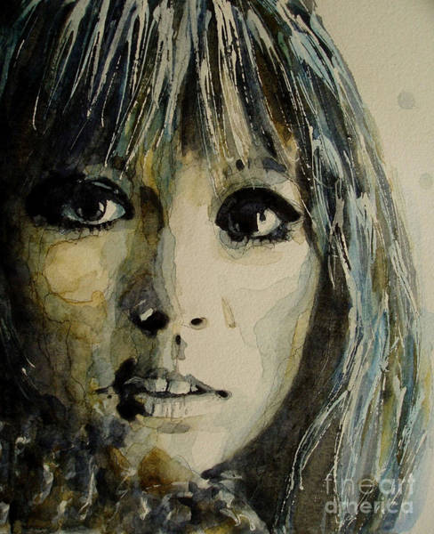 Film Actress Wall Art - Painting - Isnt't It Pity by Paul Lovering