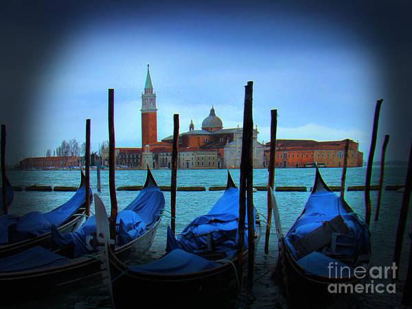 Wall Art - Photograph - Isola Di San Giorgio, Venice, Italy IIi by Al Bourassa