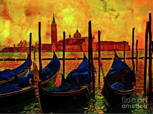 Wall Art - Photograph - Isola Di San Giorgio, Venice, Italy Iv by Al Bourassa