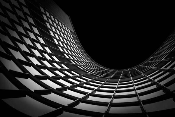 Cityhall Photograph - Isolation by Roland Shainidze