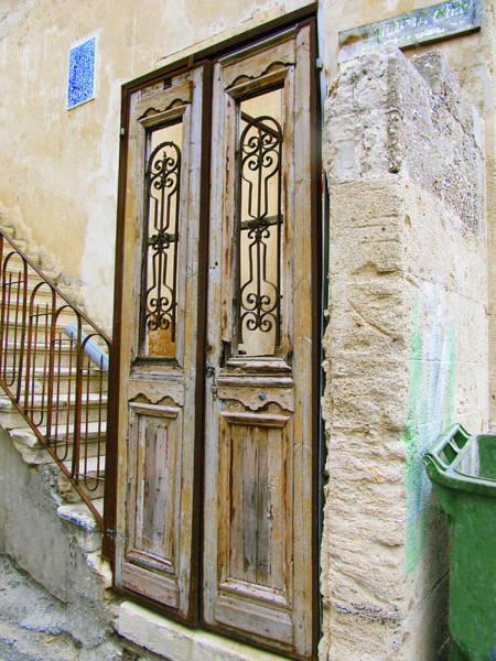 Photograph - Israel Door High Sat by Donna L Munro