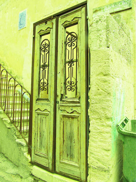 Photograph - Israel Door To Life by Donna L Munro