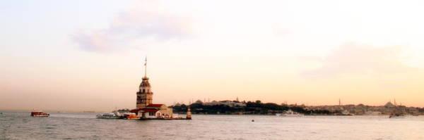 Brillante Photograph - Istanbul Bay by HQ Photo