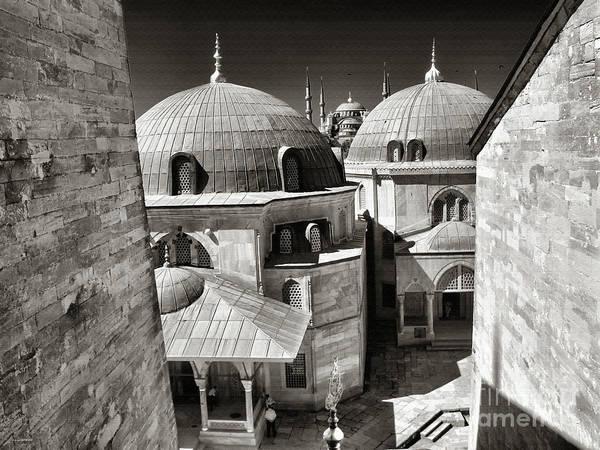 Photograph - Istanbul by Daliana Pacuraru