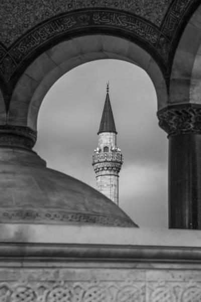 Sancta Sophia Photograph - Istanbul by Michael Patakos