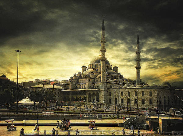Istanbul Photograph - Istanbul by Tais