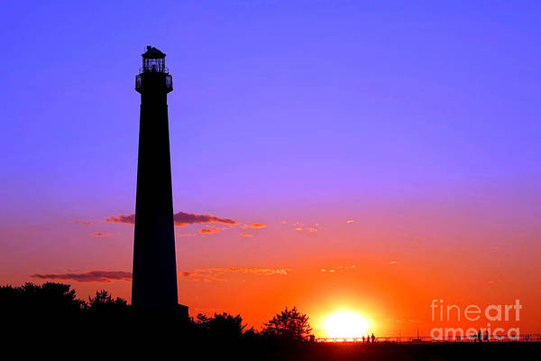 Barnegat Lighthouse Photograph - It Was A Good Day Barney by Olivier Le Queinec