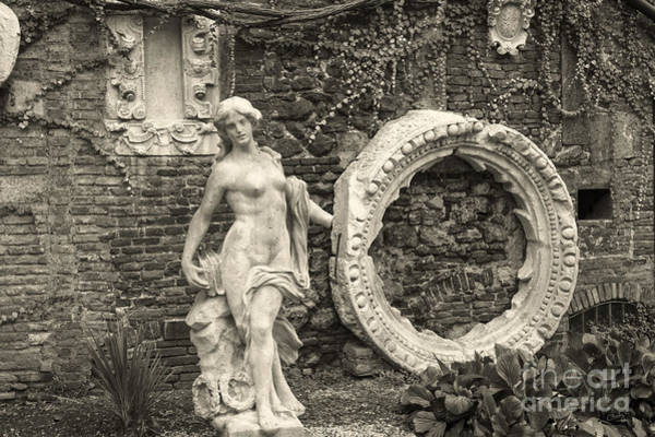 Photograph - Italian Garden by Prints of Italy