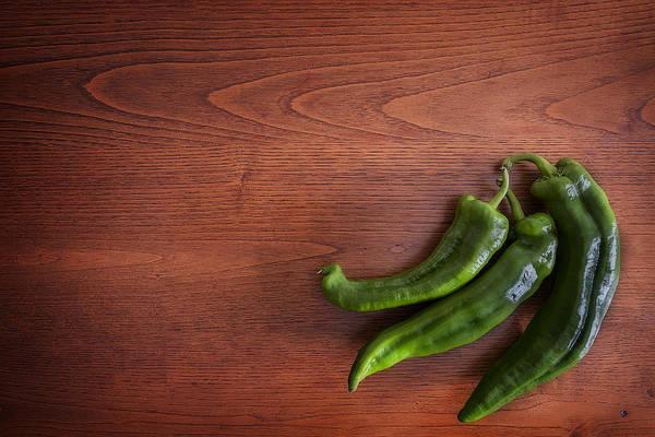 Vegetal Photograph - Italian Pepper by Hernan Bua