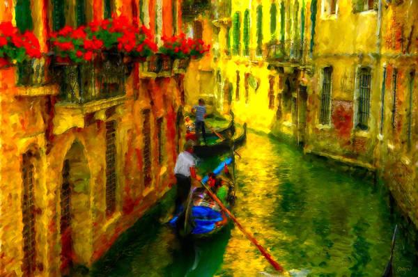 Italian Red Art Print