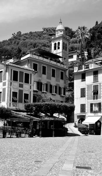 Portofino Photograph - Italian Riviera by Corinne Rhode