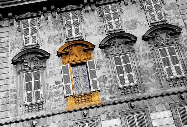 Photograph - Italianate Facade 1c by Andrew Fare