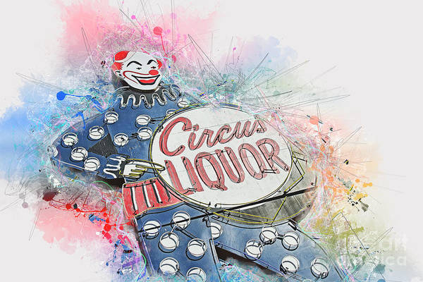 Wall Art - Photograph - It's A Circus by Lenore Locken