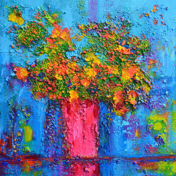 Painting - It's All About The Joy by Patricia Awapara
