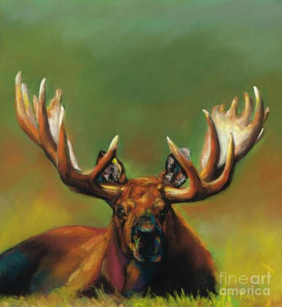 Wall Art - Painting - Its All About The Rack by Frances Marino