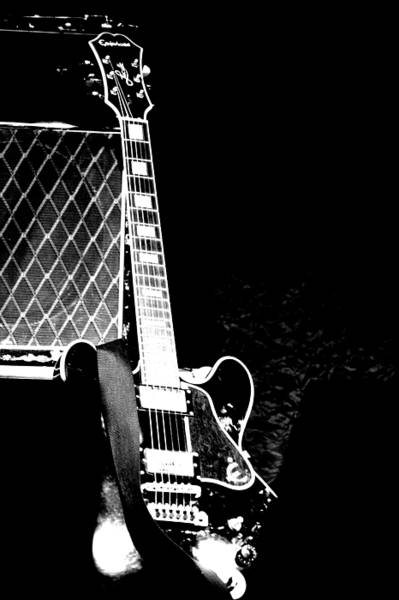 Wall Art - Photograph - Its All Rock N Roll by Traci Cottingham