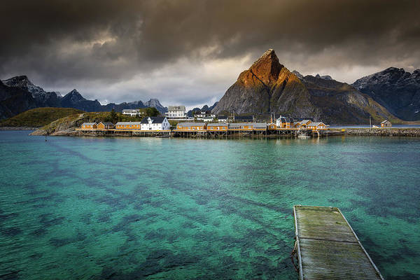 Photograph - It's Not The Caribbean by Alex Conu