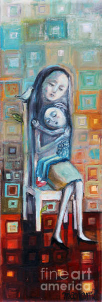 Wall Art - Painting - Its Okay by Manami Lingerfelt