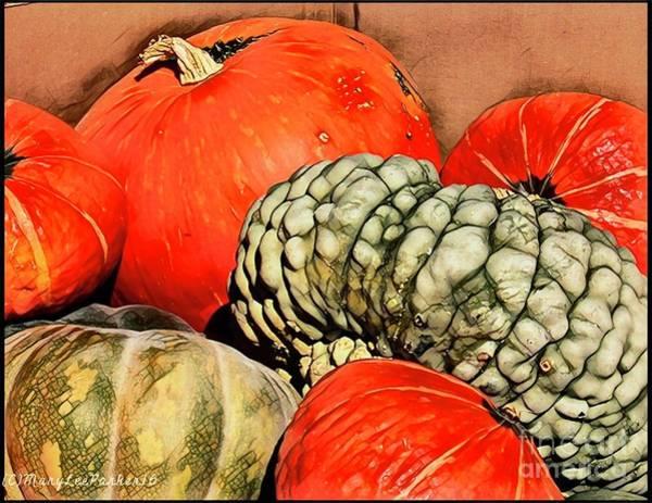 It's Pumpkin  Season Art Print