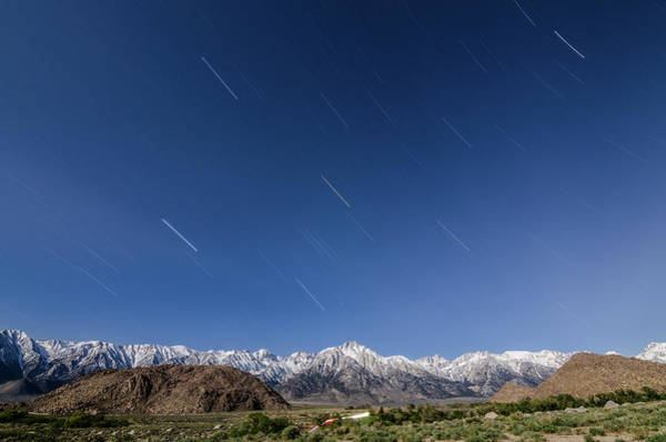 Photograph - It's Raining Stars by Margaret Pitcher