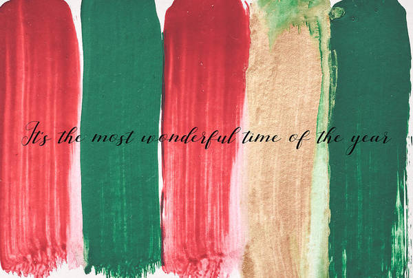 Photograph - It's The Most Wonderful Time Of The Year by Andrea Anderegg