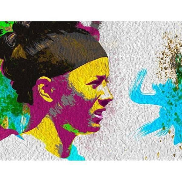 Athletes Wall Art - Photograph - @iupui @iupui_jaguars @iupuisoftball by David Haskett II