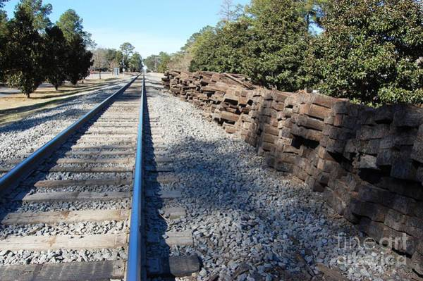 Photograph - I've Been Working On The Railroad by Donna Bentley