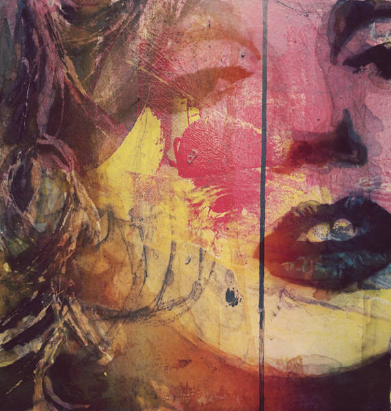 Marilyn Painting - I've Seen That Movie Too by Paul Lovering