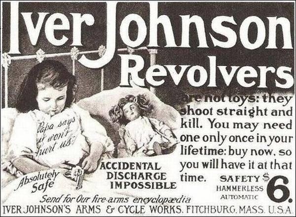Iver Johnson Revolvers Art Print