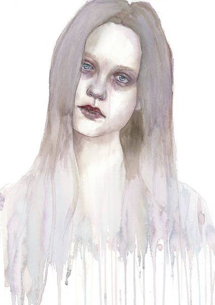 Painting - Ivy by Zapista Zapista