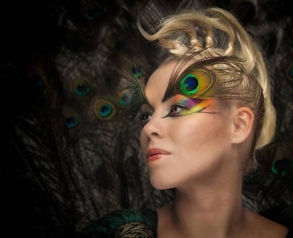 Photograph - Ivy Silencio by Rikk Flohr