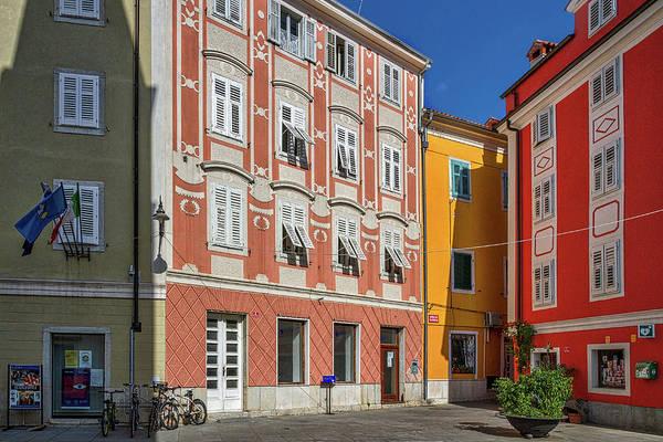 Wall Art - Photograph - Izola Colors - Slovenia by Stuart Litoff