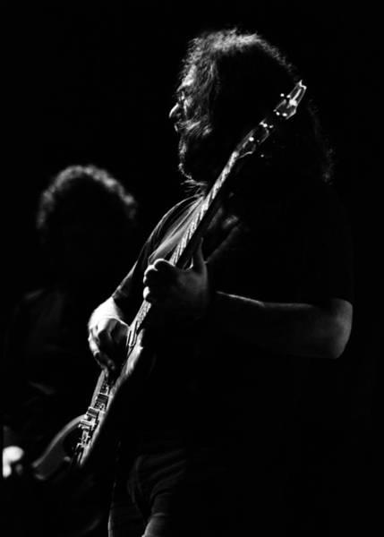 Photograph - J G B #1 by Ben Upham