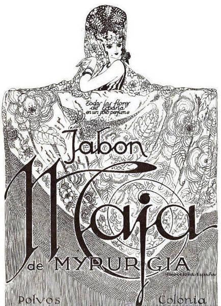 Digital Art - Jabon by ReInVintaged