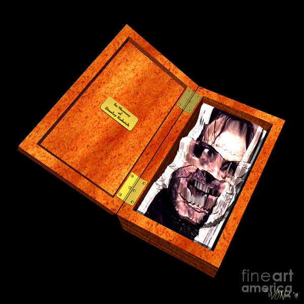 Digital Art - Jack In The Box by Walter Neal